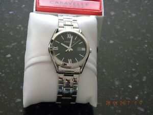 Mens Caravelle Watch New