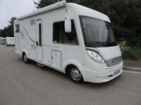 Hymer B594 LHD MANUAL 2013/13