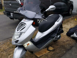 Kymco Scooter 150