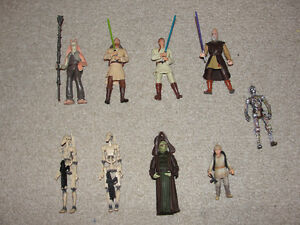 Star Wars Figures Mint and Complete London Ontario image 1