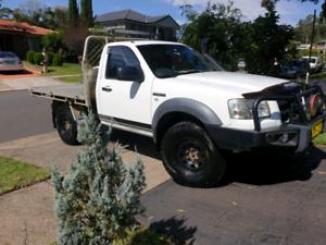 Ford Ranger 2008 PJ