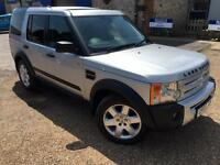 2005 '55' Land Rover Discovery 3 2.7 TDV6 HSE Auto 4x4. 7 Seater. Px Swap