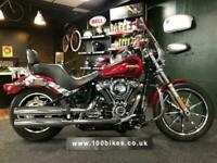 20/20 HARLEY-DAVIDSON FXLR LOW RIDER 1745 20 EXTRA'S 1,700 MILES
