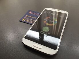 Brand new unlocked sim free Samsung Galaxy S4 LTE 4G i9505 with full new accessories uk