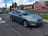 2009 Ford Mondeo titanium tdci 2.0 diesel, full mot, full history & 3 months warranty