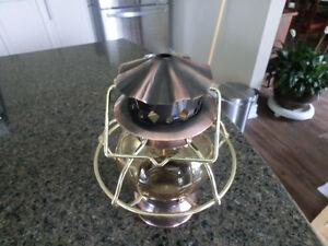 Small Copper Coloured Lantern