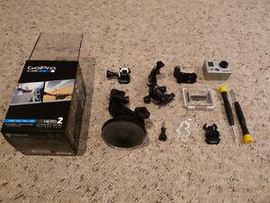 GoPro HD Hero 2 : Motorsports Edition + 32gb SanDisk SD Card London Ontario image 3