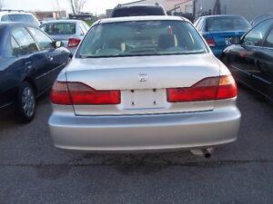 1998 Honda Accord LX Other