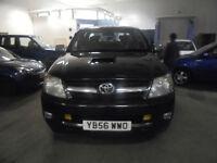 Toyota Hilux HL3 2.5TD DOUBLE CAB PICKUP - 2007 56-REG - FULL 12 MONTHS MOT