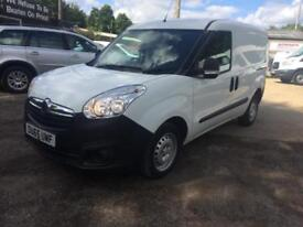 Vauxhall Combo 1.3CDTi 16v ( 90PS ) L1H1 2015MY Combo 2000,one owner,
