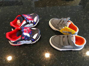 Brand New toddler size 5 runners