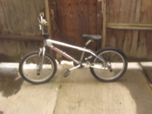 1998 Mongoose Villain Chrome BMX