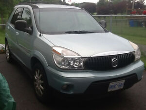 2006 Buick Rendezvous Silver SUV, Crossover