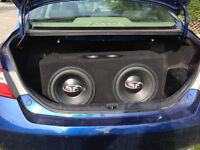 Rockford Fosgate Car Audio System
