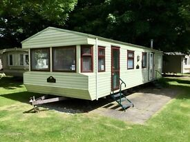 Caravan For Sale In Northumberland On Cresswell Towers Holiday Park