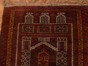 Persian hand knotted Prayer Rug Kitchener / Waterloo Kitchener Area image 5