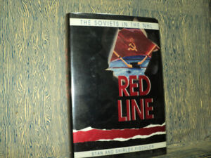Hockey Book...Red Line...The Soviets InThe NHL