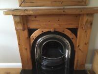 Fireplace surround £150 ono