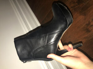 Sam Edelman Leather Heels