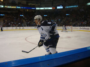 4 FRONT ROW ICE CAPS TICKETS - VARIOUS GAMES - TEXT 325-1084