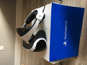 PLAYSTATION 4 VR SET FOR SALE