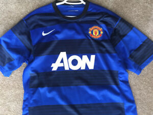 Manchester United jersey $30