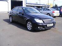 2012 Mercedes-Benz C Class 2.1 C200 CDI BlueEFFICIENCY SE 4dr