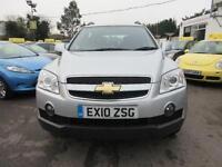 2010 Chevrolet Captiva 2.0 CDTi LT 4X4 5dr (7 Seats)