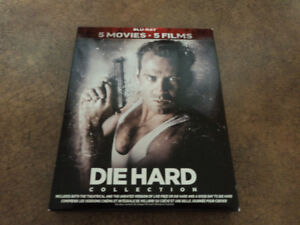 Blu-ray Die Hard Collection