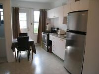 Furnished, equipped apartment - close to downtown Montreal - 6