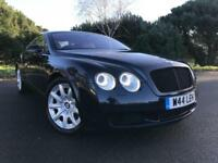 2005 W BENTLEY CONTINENTAL 6.0 GT 2D AUTO 550 BHP