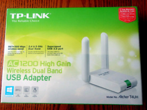 TP Link Wifi Adapter (Brand New)