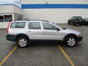 2004 Volvo XC70 2,5 T AWD  Auto Cross Country Wagon