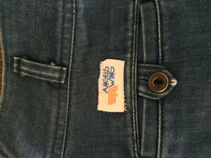 Vintage high waisted ANGELS WING jeans