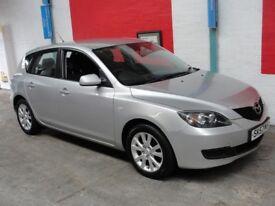 Mazda 3 1.6 TS2 (silver) 2007