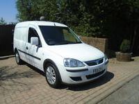2011 Vauxhall/Opel Combo 1.3CDTi 16v 1700 SE