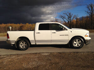 2011 Ram 1500 SLT V8 Truck CREW CAB Safety Clear Title