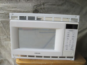 Samsung Rv Microwave
