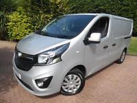 2015 Vauxhall Vivaro SPORTIVE 2900 L1H1 1.6CDTi 115PS PANEL VAN WITH AIR/CON