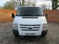 FORD TRANSIT 280 TREND SWB 125 BHP AIR CON CRUISE CONTROL 3 SEATS