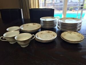 MADE IN OCCUPIED JAPAN ANTIQUE DISHES