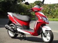 SYM JET 4 50cc, 8.9 APR FINANCE