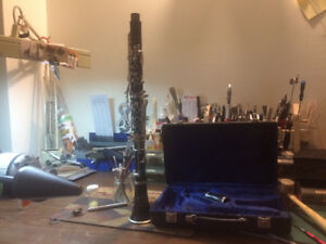 Bundy Resonite Clarinet