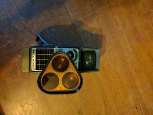 Bell & Howell Electric Eye 8mm camera