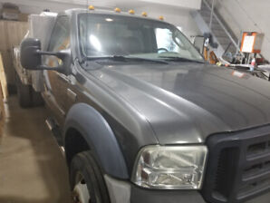2007 Ford F550 2x4