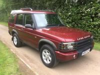 Land Rover Discovery 2.5Td5 ( 7 st ) auto 2003MY GS