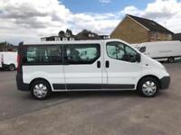 Vauxhall Vivaro LWB 2.0 Combi 115PS 2.9T Euro 5 DIESEL MANUAL WHITE (2014)