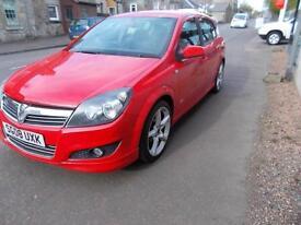 2008 Vauxhall/Opel Astra 1.8i 16v ( 140ps ) ( Exterior pk ) SRi