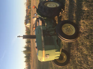 John Deere 1040 Tractor and attachments