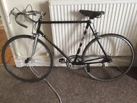 Working vintage road bike for sale